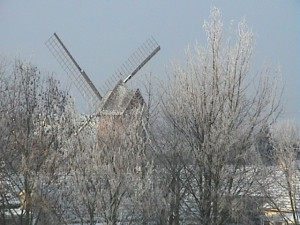 beguinage moulin hiver