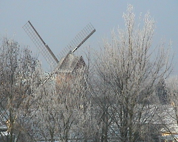 beguinage moulin hiver