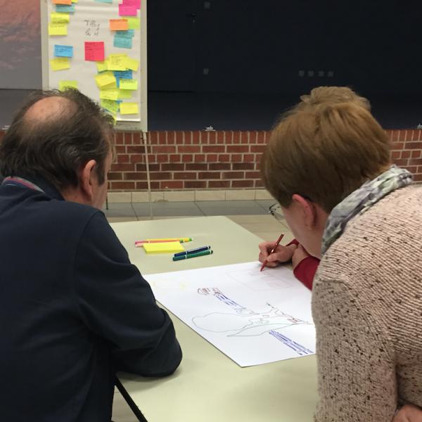 béguinage senior habitat participatif